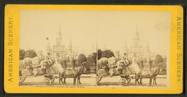 Franklin monument, New Orleans, La.
