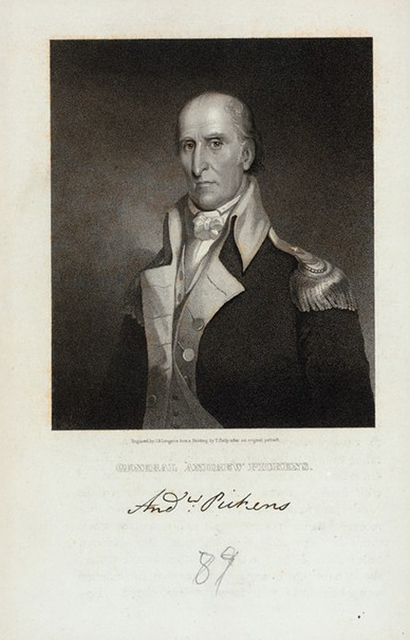 General Andrew Pickens.