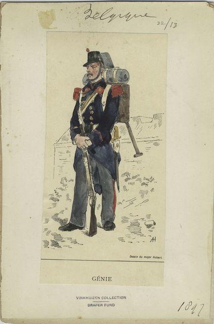 Génie. [1888]