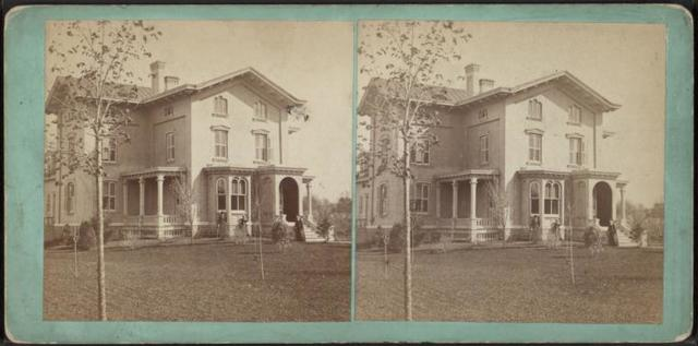 House, Cooperstown, N.Y. or vicinity