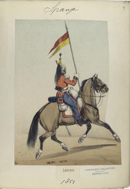 Lancero. 1851