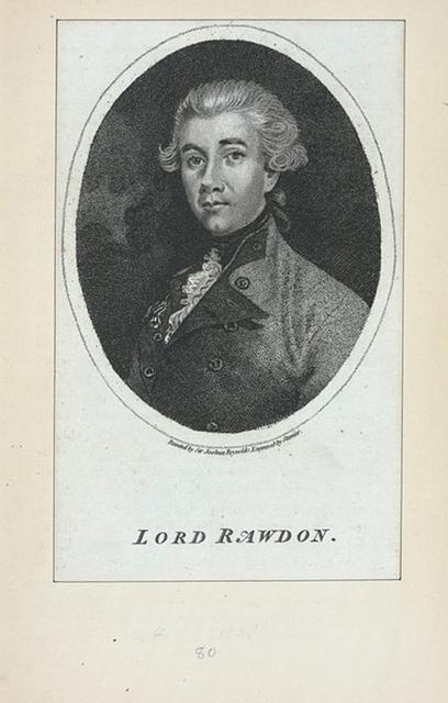 Lord Rawdon.