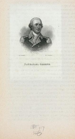 Nathanael Greene.