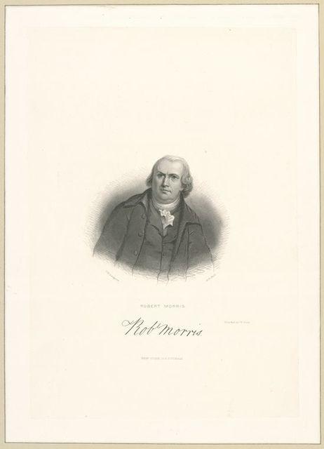Robert Morris.