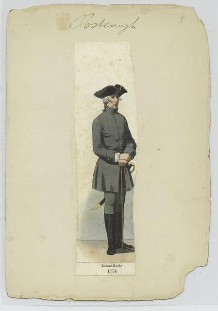 Rumor-Wache, 1774