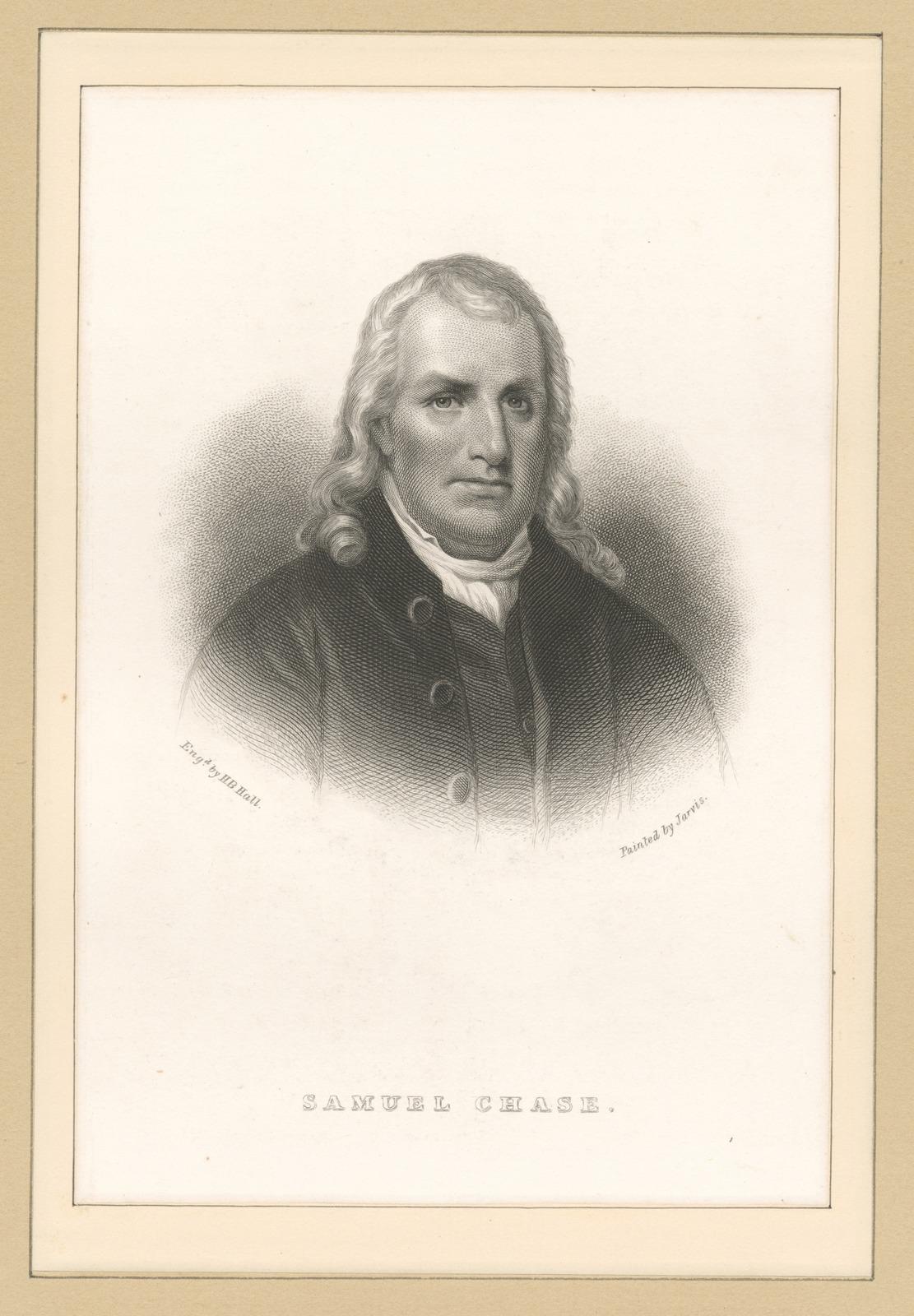 Samuel Chase.