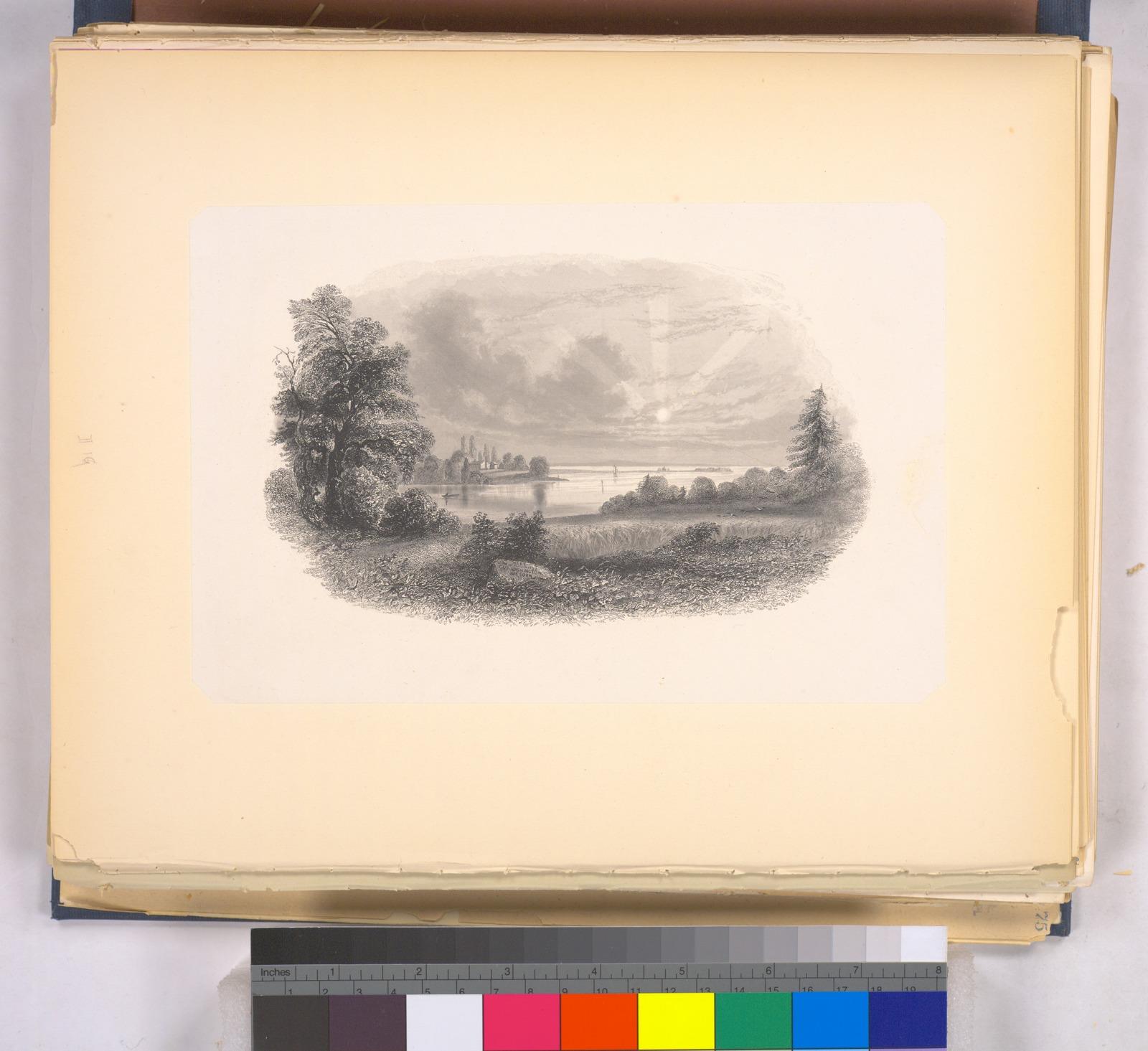 Site of Washington's birth place.