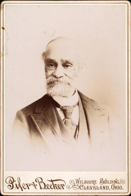 Studio portrait of [Patrick Reason].