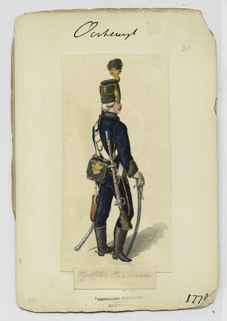 Szeckler Husaren. 1778