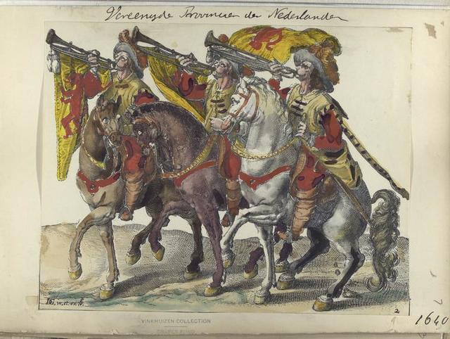 Vereenigde Provincien der Nederlanden. [s.n.]. 1640