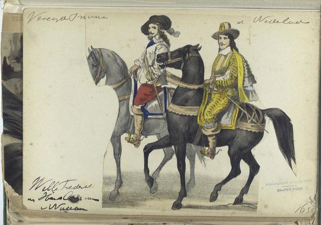 Vereenigde Provincien der Nederlanden. Wille Fredrich...  1635