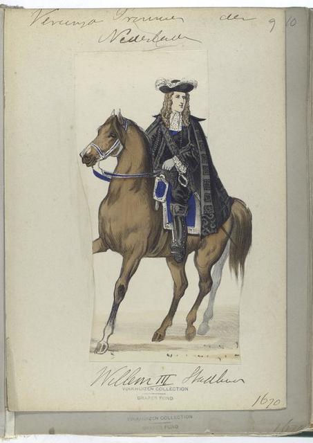 Vereenigde Provincien der Nederlanden. Willem III, [...]. 1670
