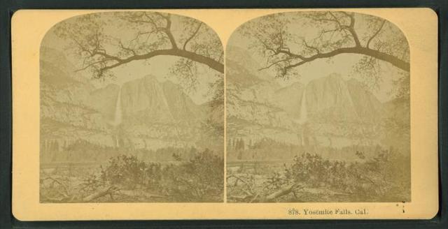 Yosemite Falls, Cal.