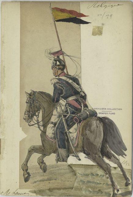 1-er Lancier. 1852