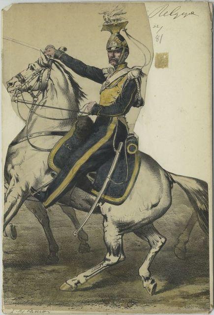 2-e Lancier. 1853