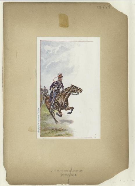 Belgique) 2º Chasseurs à cheval