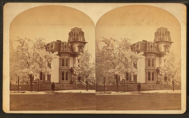 [Gardo House - residence of John Taylor, Salt Lake City, Utah.]