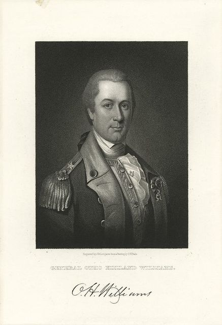 General Otho Holland Williams.