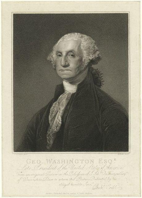 Geo. Washington Esqr.
