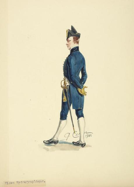 Italy. Kingdom of the Two Sicilies, 1806-1808.