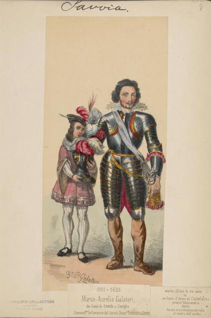 Italy. Piedmont and Savoy, 1560-1714
