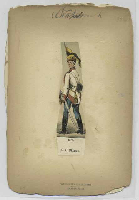 K.k. Uhlanen. 1785