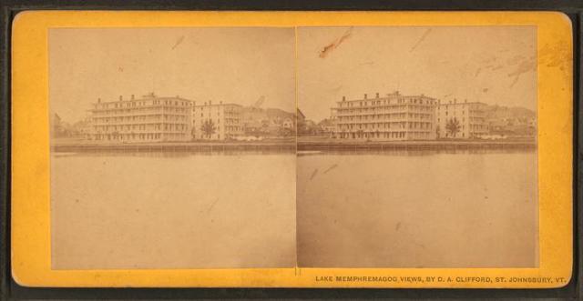Memphremagog House, Newport, Vt.