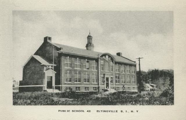 Public School 42, Eltingville, Staten Island,  N.Y.