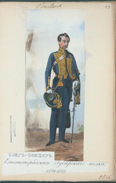 Russia, 1817-1826.