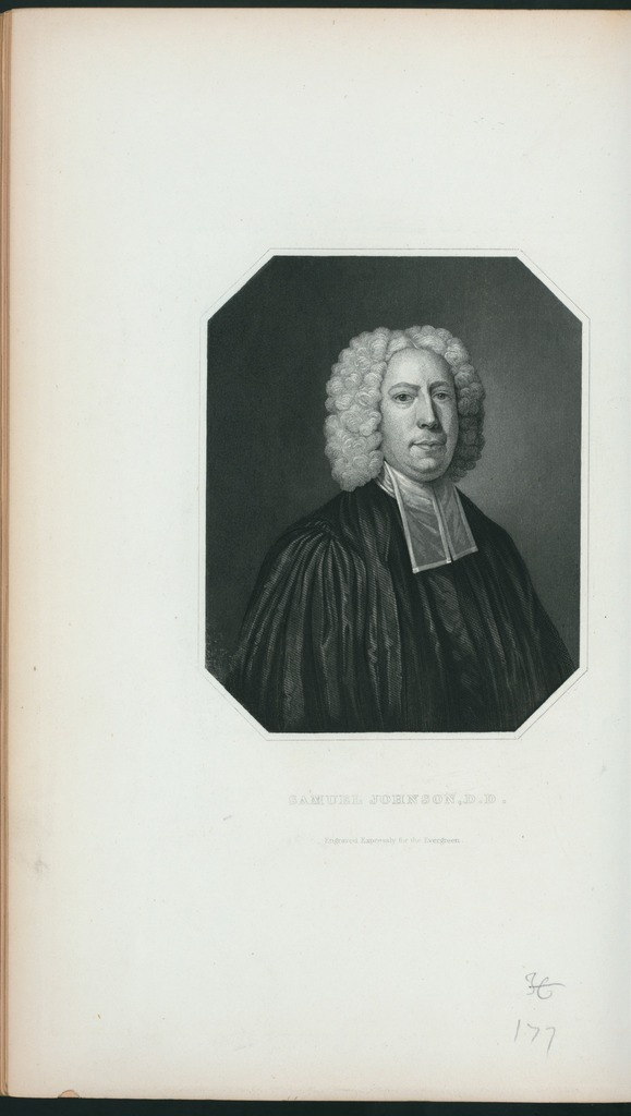 Samuel Johnson, D.D.