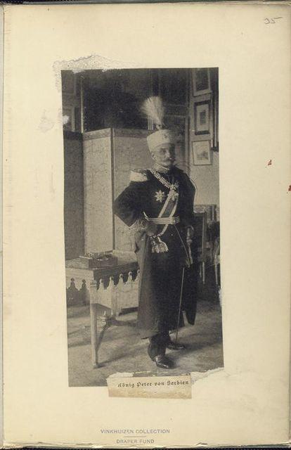Servia, 1873-1900.