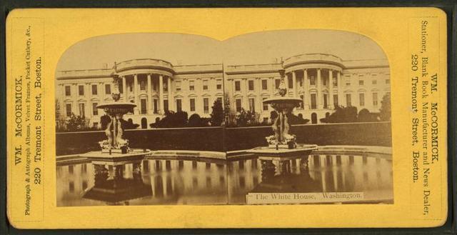 The White House, Washington.