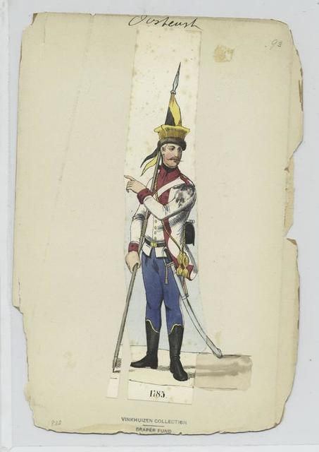 Uhlanen 1785