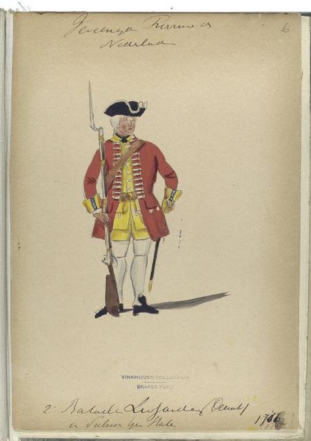 Vereenigde Provincien der Nederlanden.  [...] 1716