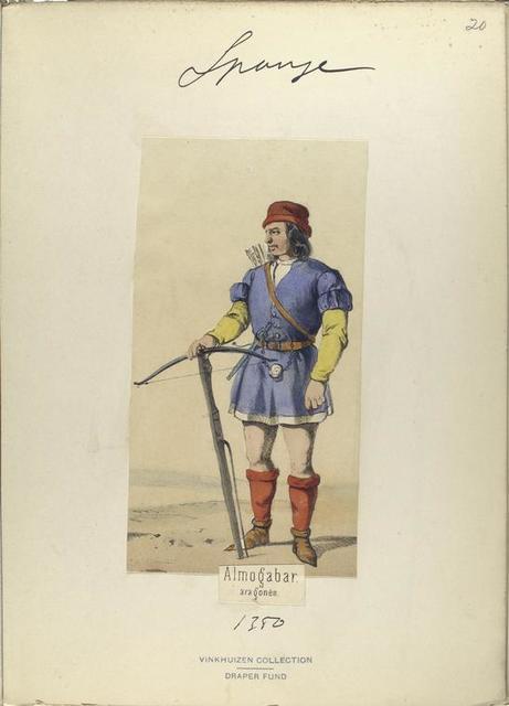 Almogabar, aragonés  ([Año] 1350).