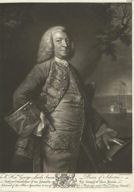 Baron Anson.