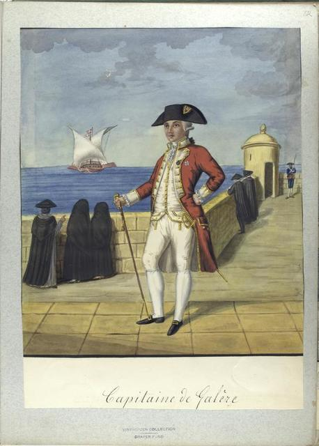 Capitaine de Galère.