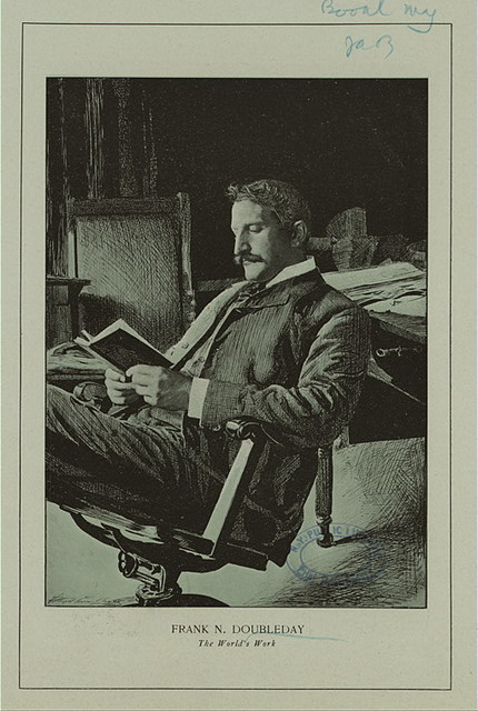Frank N. Doubleday.
