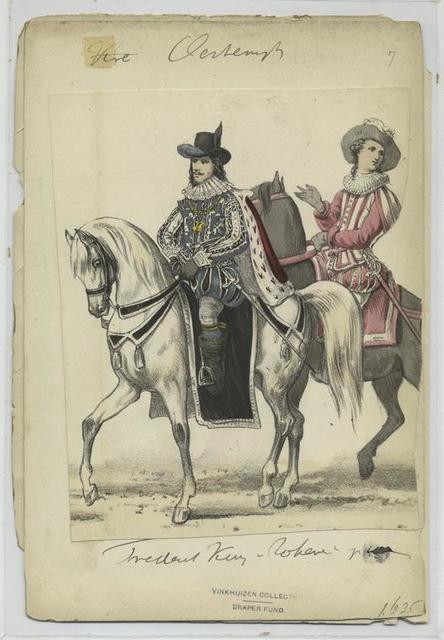 Frederick King Bohem  , 1625