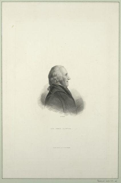 Gen. James Clinton.