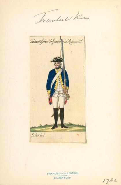 Germany, Frankischer Kreis, 1688-1788.