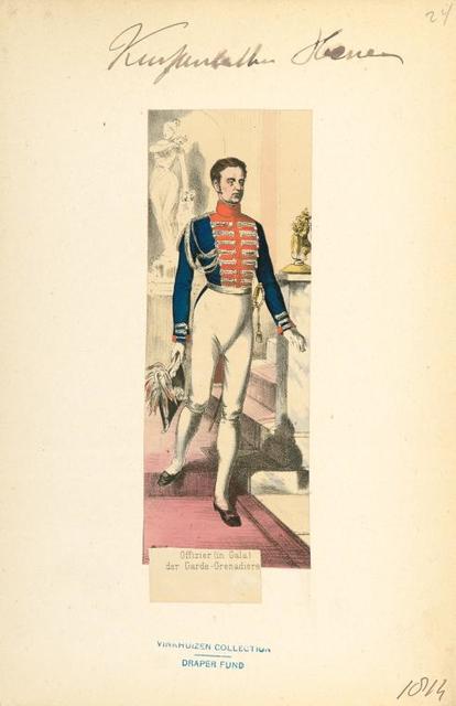 Germany, Hessen, 1749-1828.