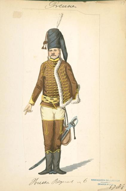 Germany, Prussia, 1785-1786