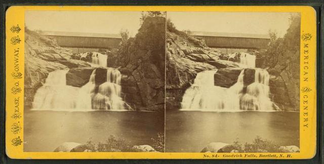 Good Rich Falls, Bartlett, N.H.