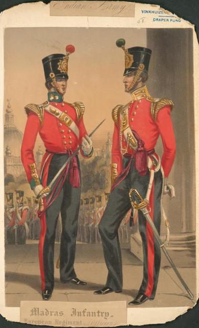 Great Britain, colonies (4)