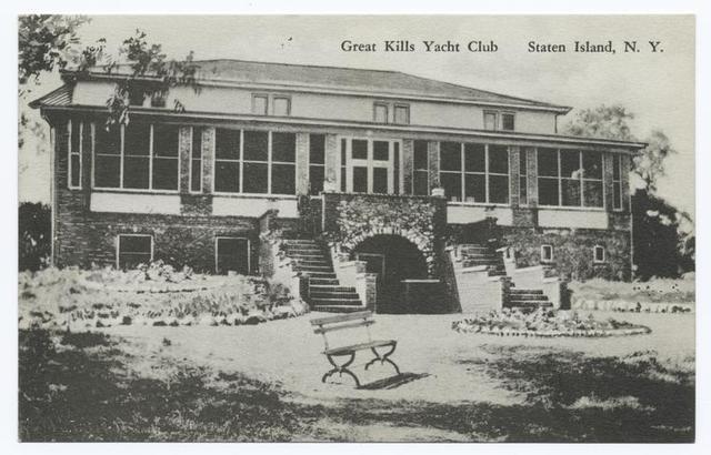 Great Kills Yacht Club Staten Island, N.Y.