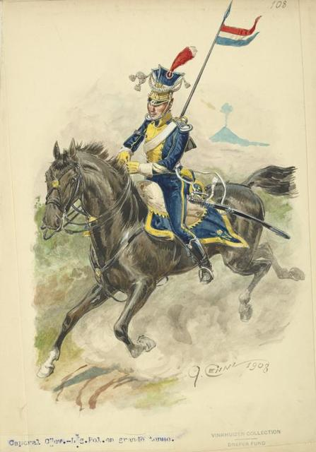 Italy. Kingdom of the Two Sicilies, 1806-1808 [part 4].