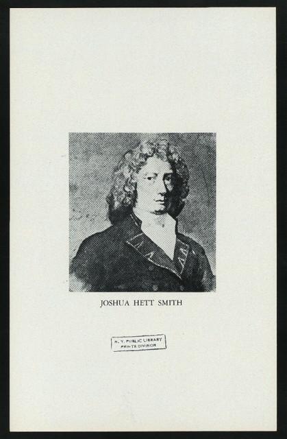 Joshua Hett Smith.