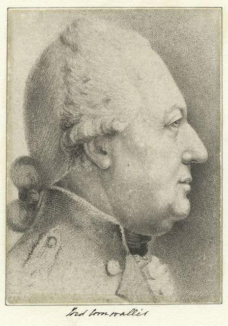 [Lord Cornwallis.]