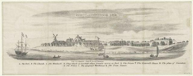 Nieuw Amsterdam 1659